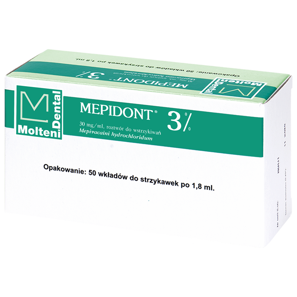 Mepidont 3%